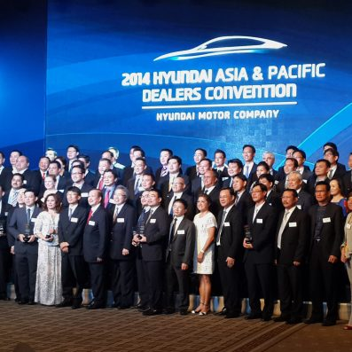 2017 Hyundai Asia & Pacific Dealers Convention